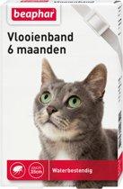 Beaphar Vlooienband - Wit - 1 St