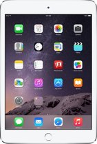 Apple iPad Air 2 -  16GB - WiFi + Cellular (4G) - Wit/Zilver