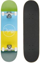 Osprey Skateboard Blocks Blauw/geel 79 X 20 Cm