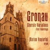 Gronau: Chorale Variations For Orga