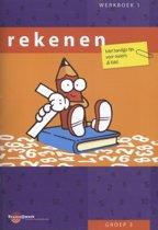 Brainz@work - Rekenen Groep 3 Werkboek 3