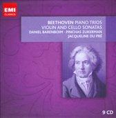 Beethoven: Piano Trios, Violin