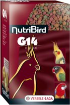 Nutribird Tropical G14 Onderhoudsvoeder Vogelvoer - 1 kg