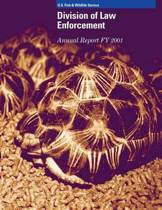 Division of Law Enforcement Annual Report Fy 2001
