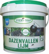 Sticky Trap Dazenval Dazenlijm 1,5L (Dazenvallen lijm)