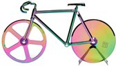DOIY Fixie Racefiets pizzasnijder - Holografisch
