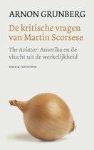 Omslag van 'De kritische vragen van Martin Scorsese'