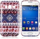 Tribal Elephant Silicone hoesje Samsung Galaxy Ace 4 G313