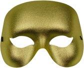 Oogmasker party goud