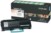 LEXMARK E260, E360, E460 tonercartridge zwart standard capacity 3.500 pagina s 1-pack return program