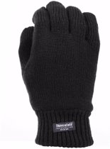 Southpole thermo handschoen zwart M/l