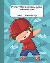 Primary Composition Journal Handwriting Practice Paper