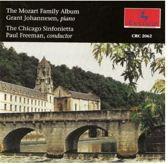 The Mozart Family Album