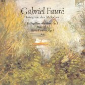 Faure: Melodies , Disc 1