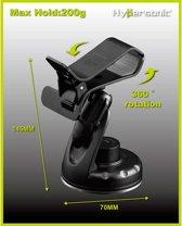 Hypersonic Universele Multi-Grip Smartphone/Telefoon/PDA/iPod Houder 70x145mm