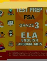 Florida Test Prep FSA Grade 3 English