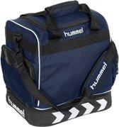 Hummel Pro Backpack Supreme Sporttas - navy/zwart - 38 x 35 x 30cm