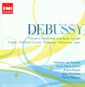 Debussy: Prelude a l'apres midi d'un faune; La mer; Images; Children's Corner