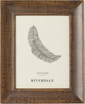 Riverdale Brooklyn - Fotoframe - Smoke - 15x20 cm