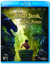 DVD cover van The Jungle Book (2016) (Blu-ray)