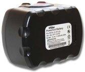 Accu Batterij 14.4V voor Bosch 2 607 335 264 - 3000mAh