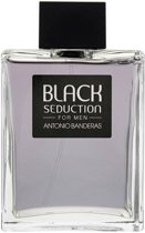 Antonio Banderas Seduction In Black 200ml EDT Spray