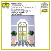 Sonata: Polonaise/Adagio And Allegro