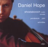 Schnittke, Shostakovich, ...: Son. For Violin&Pian