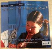 Meervoudige intelligentie Deel 1, 2 en 3