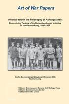 Initiative Within the Philosophy of Auftragstaktik