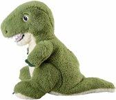 Magnetron knuffel dinosaurus - warmte knuffeldier