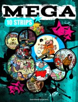 Megastripboek - Megastripboek