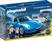 PLAYMOBIL Porsche 911 Targa 4S - 5991