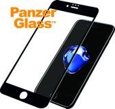 PanzerGlass Screenprotector Apple iPhone 6/6s/7/8 Black Case Friendly