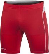 Craft Sportbroek T&f Short Tight Heren Rood Maat Xxl