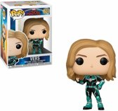 Pop Captain Marvel Vers Vinyl Figure