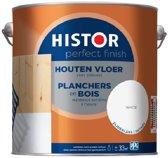 Histor Perfect Finish houten vloer zijdeglans wit 2,5 liter