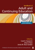 Handbook of Adult and Continuing Education