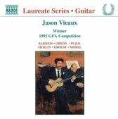 Vieaux, Jason: Guitar Recital