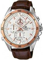 Casio Edifice horloge EFR-547L-7AVUEF - Horloge - 47 mm - Staal - Zilverkleurig