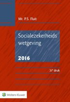 Socialezekerheidswetgeving 2016