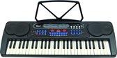 NJS801 digitaal keyboard met 54 toetsen ideaal voor de beginners