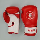 Pitbull Boxing - Bokshandschoenen - Rood - 12 oz