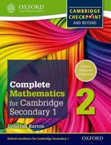Complete Mathematics for Cambridge Secondary 1 Student Book 2
