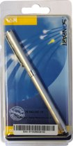 Xccess Capacitive Stylus inclusief Ballpoint Silver