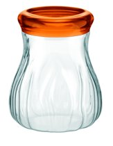 Guzzini Aqua Geblazen Pot - 1,2 liter - Oranje