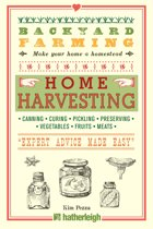 Backyard Farming: Home Harvesting