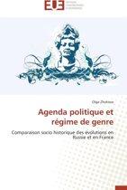 Agenda Politique Et Regime de Genre