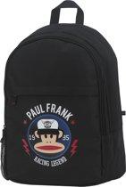 Paul Frank Double Rugzak - Black