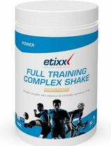 Etixx Power Full Training Complex Shake Vanilla 1000G